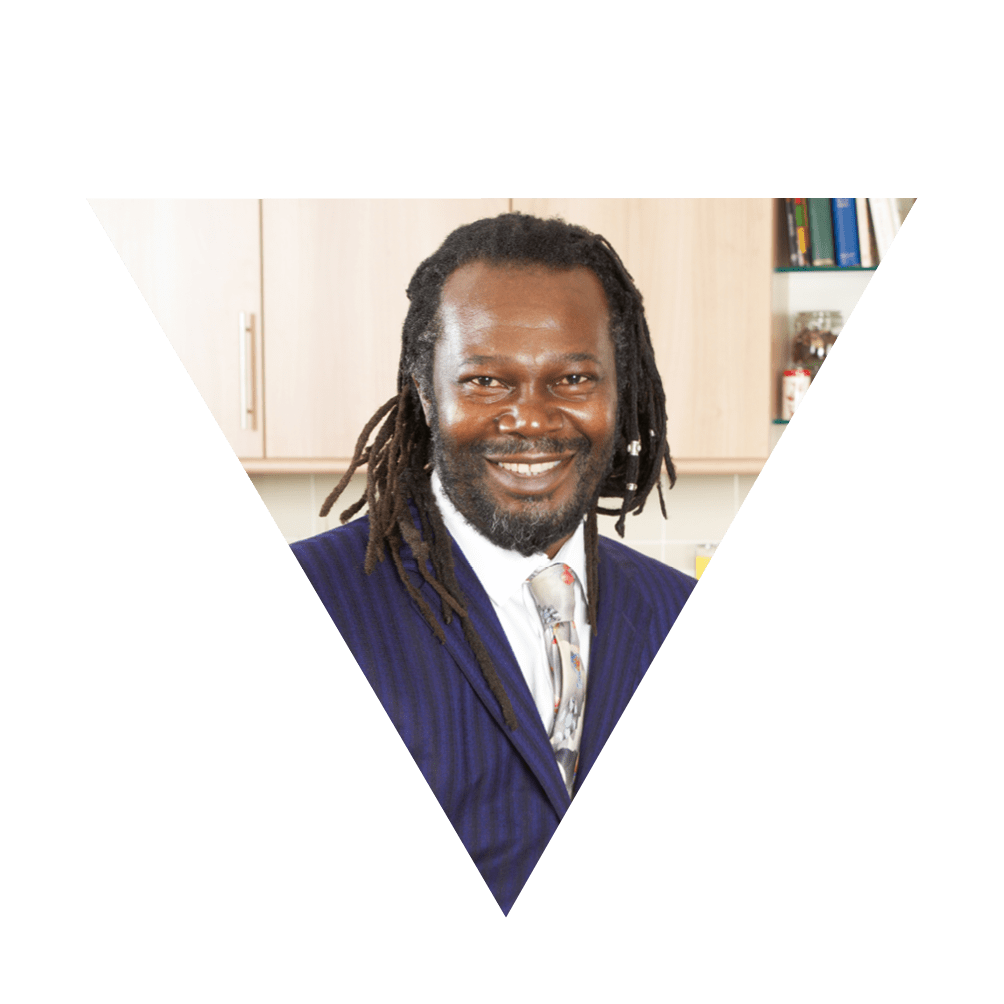 HW Fisher client Levi Roots
