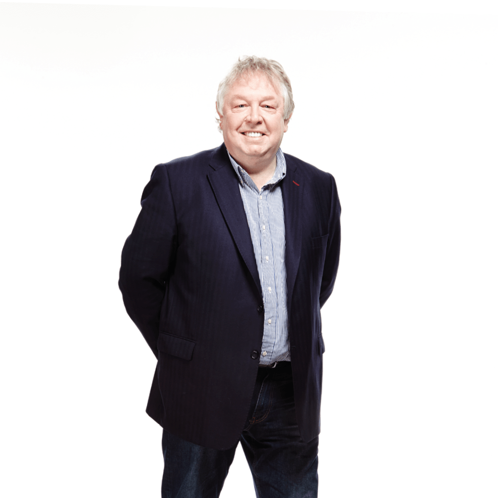 HW Fisher client Nick Ferrari