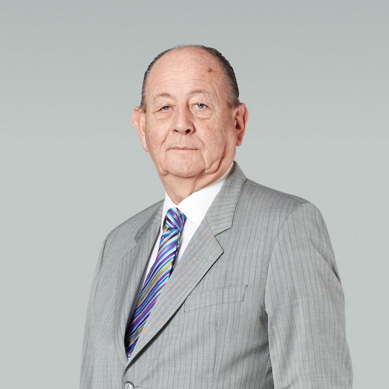 Barry Kernon HW Fisher