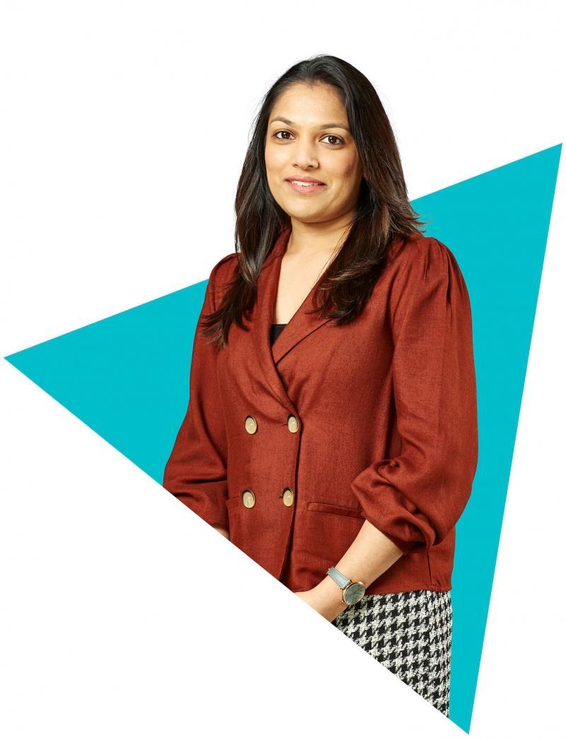 Darshna Choudhury HW Fisher