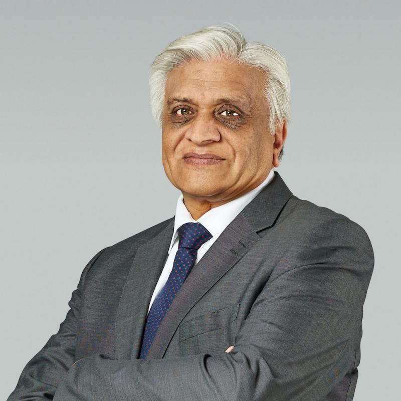 Mukesh Shah HW Fisher